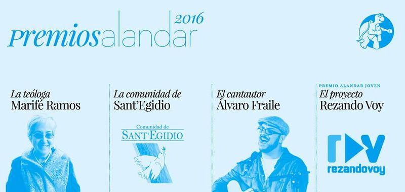 Premios alandar